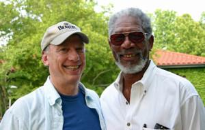 Director Paul Saltzman Visits Ann Arbor
