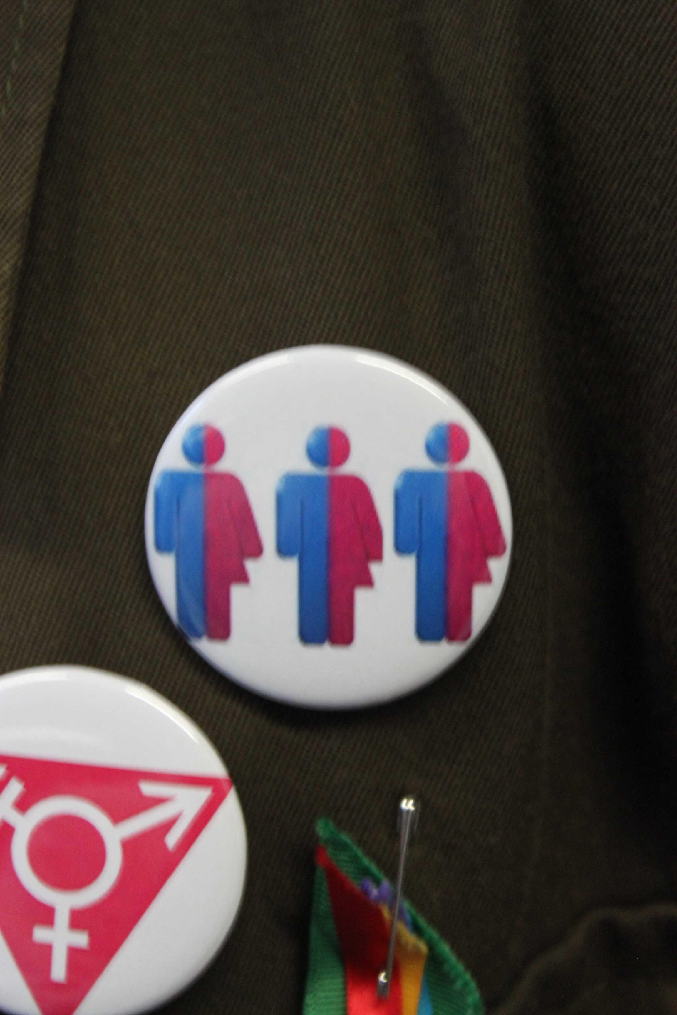 Binary gender options