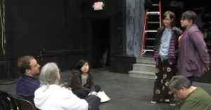 """Community Ensemble Theater Gets its """"Just Desserts"""""""