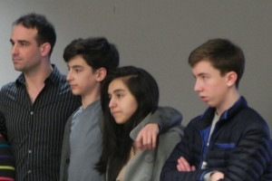 AAPS Students Make Their Voices Heard at Board of Education Meeting
