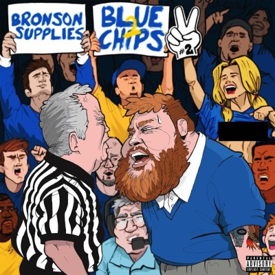 ALBUM REVIEW: Action Bronson's Blue Chips 2