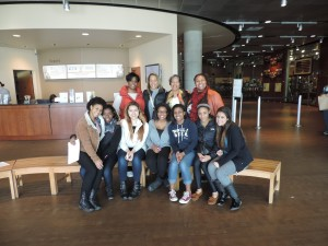 CHS Black Student Union Goes to Cincinnati