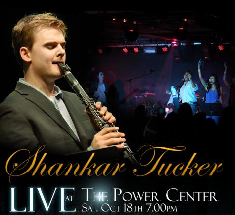 Shankar Tucker in Ann Arbor
