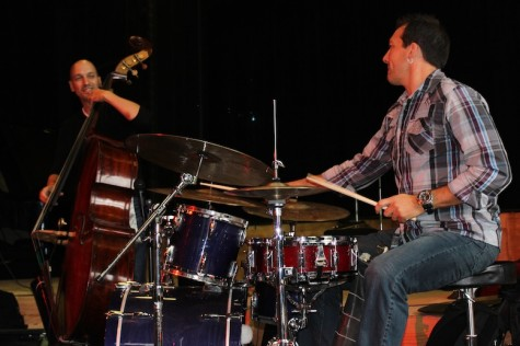 The Jazz New York City Trio, Tri-Fi Plays at Community High, Oct. 3