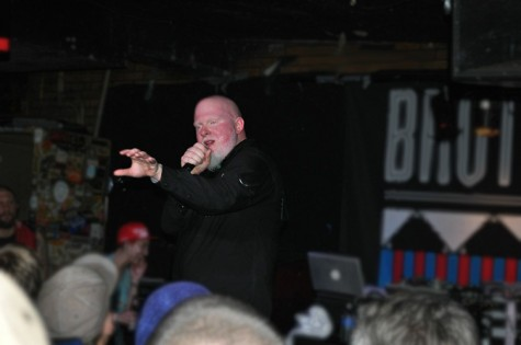 Brother Ali Spreads Message of Love, Life and a Liberal Agenda at Ann Arbor Show