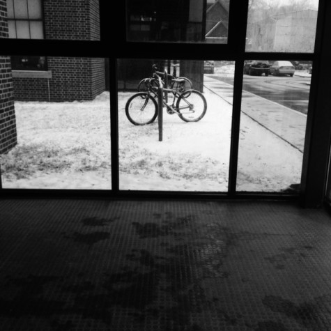 Snow and Bike