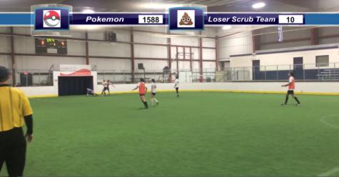 Pokemon Soccer Catches Them All