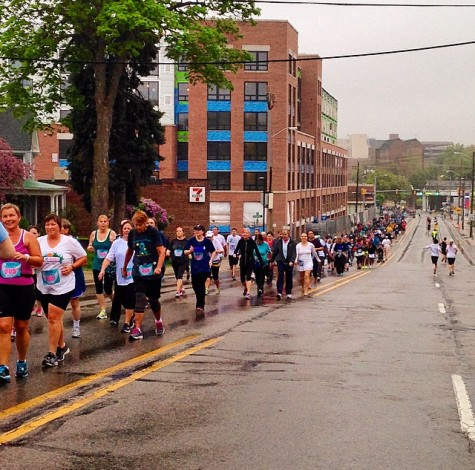 Ann Arbor Goddess 5k Run