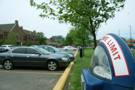 The Parking Lot Takes a Hit with Seniors' Departure