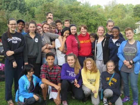 2015 Fall Forum Trips at Community High