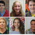 Just a few of the many freshmen that are ready for their first year at Community High School.
