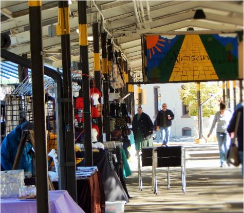 The Ann Arbor's Sunday Artisan Market