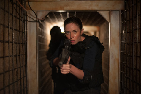 """""""Sicario"""": Emily Blunt in Thriller That Takes a Clear Stance Against the War on Drugs"""