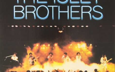 The Isley Brothers – Footsteps in the Dark