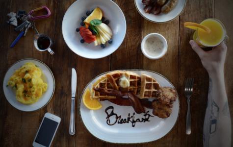 Mic Kellogg – Breakfast (intro)