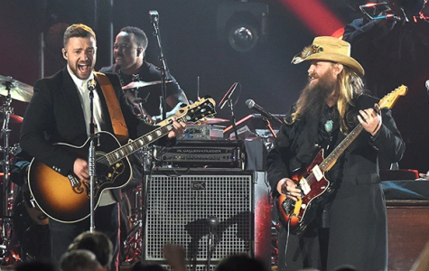 Justin Timberlake and Chris Stapleton  – Tennessee Whiskey/Drink You Away