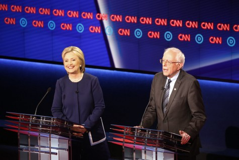 Democratic Presidential Debate – Flint, Michigan