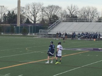 Skyline Men's Lacrosse Takes on the Pioneer Pioneers in First Big Rivalry Game of the Season