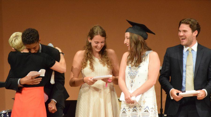 CHS Class of 2016 Graduates at Rackham Auditorium
