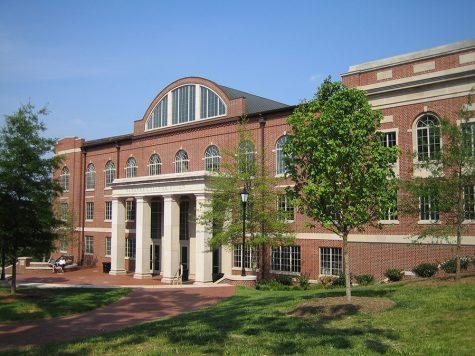 Davidson College Visit