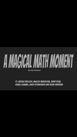 A Magical Math Moment