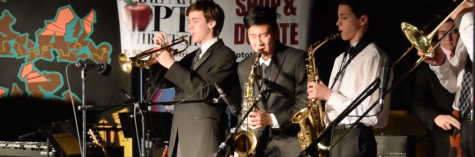 CHS Jazz Winter Concert 2016 at the B-Side