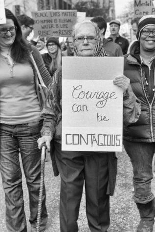 Ann Arbor's Women's March