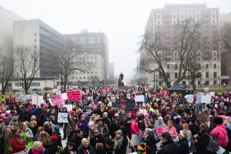 Lansing's Women's March