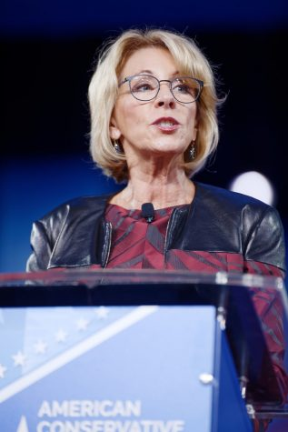 Betsy DeVos: Uneducated in Education