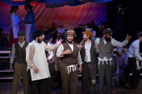 CET's Fiddler on the Roof Raises the Roof