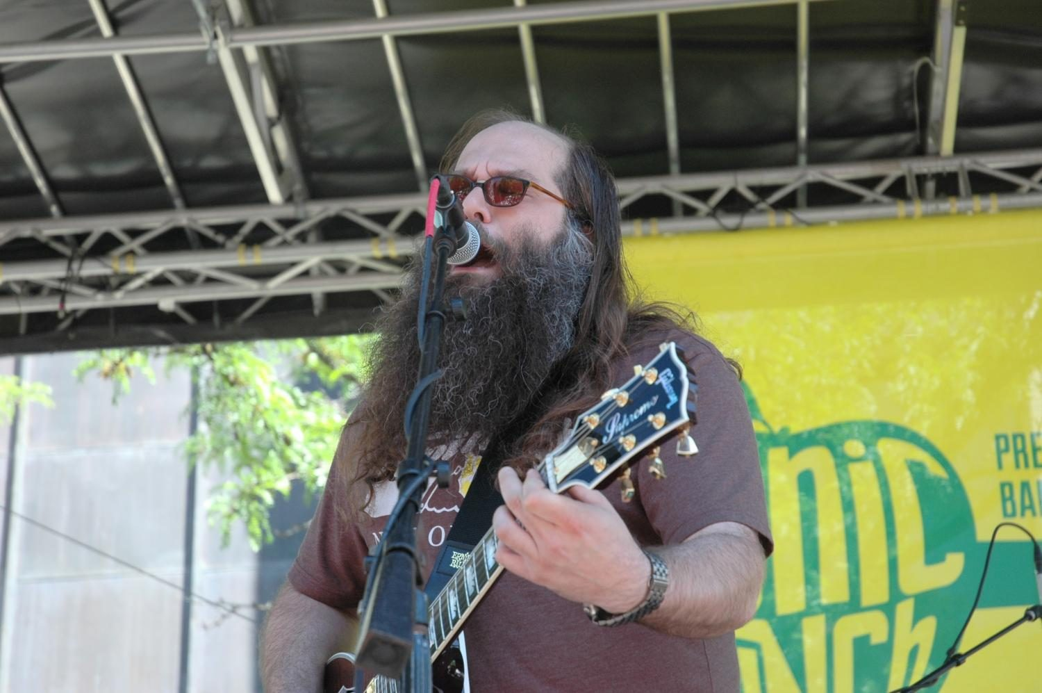 Rocking Out with Laith Al-Saadi at Sonic Lunch