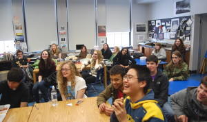 Forum Council Discusses the Current Issues at CHS