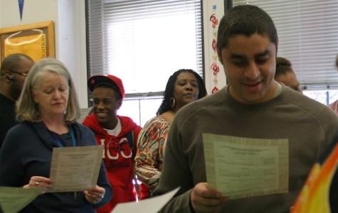Black Student Union Hosts NAAPID Luncheon