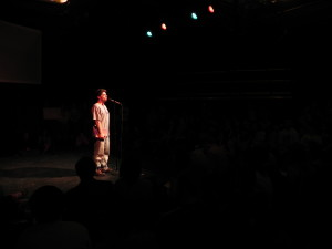 2011 Community High Poetry Slam Packs Craft Theater
