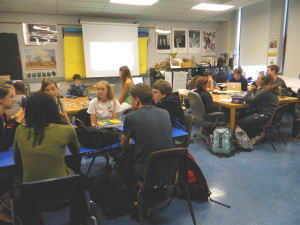 Forum Council Meets to Discuss Goals for New Year