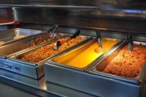 Hot Lunch at Community High School