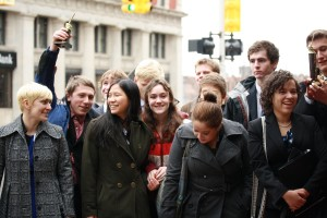 Mock Trial 'A' Team Moves On To The State Tournament