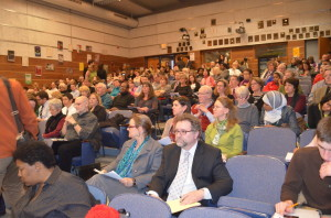 Change in the Air at Public Education Forum