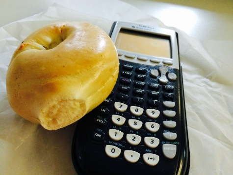 CHS Students Participate in the Michigan Math Prize Competition, Eat Bagels