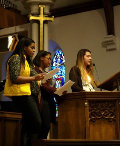 Community High MLK day Assembly 2015