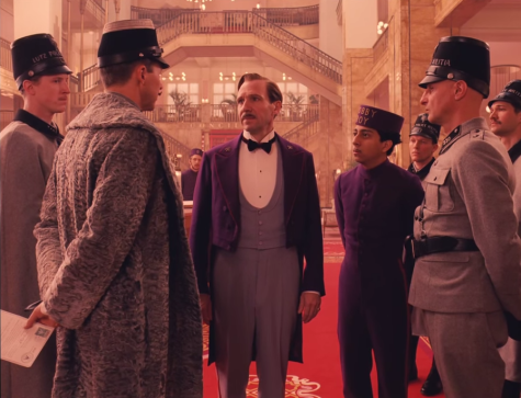"Ralph Fiennes and Tony Revolori in ""The Grand Budapest Hotel""."