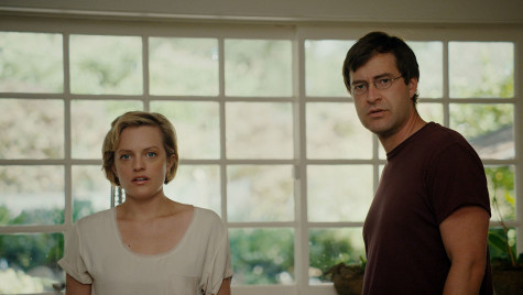 "Elisabeth Moss and Mark Duplass in Charlie McDowell's ""The One I Love""."