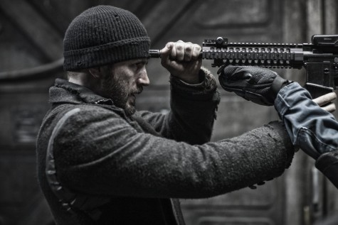 "Chris Evans in ""Snowpiercer""."