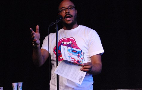 Nate Marshall Reads at Community