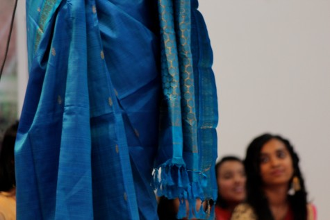 A Different Sect of Fashion: Saris