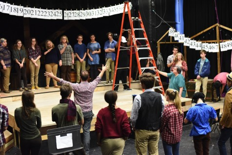 Community Ensemble Theater Prepares For Its First Show of the Season