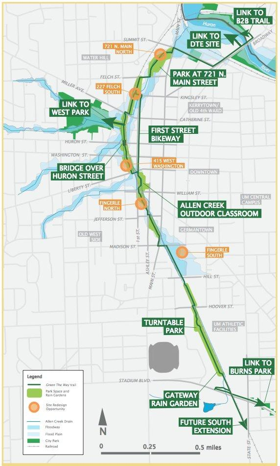 Why Ann Arbor Needs a Greenway The Communicator