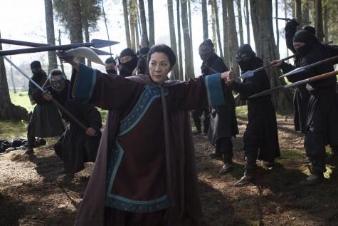 Michelle Yeoh in Sword of Destiny