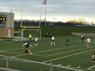 This Week in Women's Soccer, the Skyline Eagles took on Cross-Town Rivals, the Huron River Rats