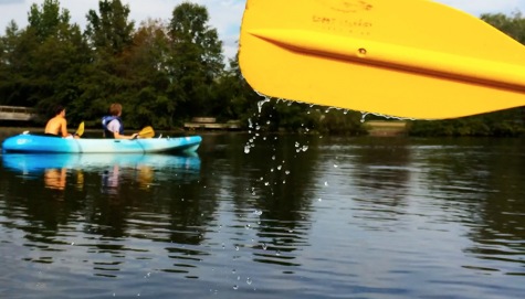 Stapleton Fall Forum Day Huron River Trip 2016